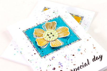 Le Petit Jardin Quick and Easy Cards