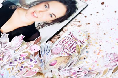 New Beginnings – Beautiful Celebr8 Paper range