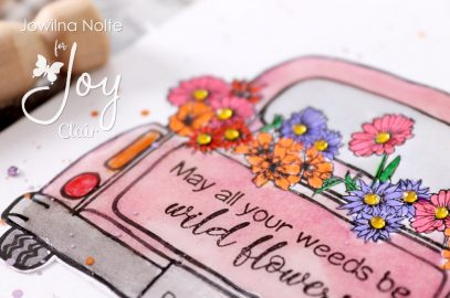 Everyday Occasions with Joy Clair Stamps
